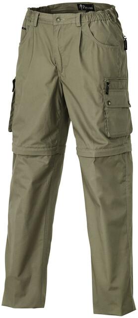 Pinewood Kids Wildmark/Sahara Zip-Off Pants Light Khaki